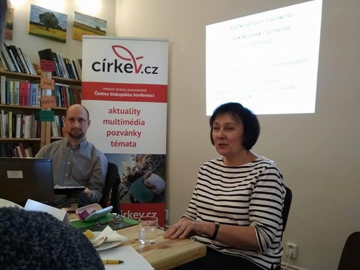 Setkání s novináři Praha 28.11.2017 M.Oujezdská
